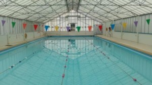 Cobham Hall School pool used by Angela's Swim School
