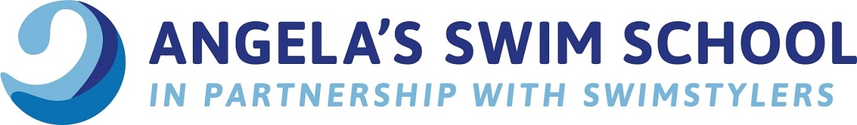 Angela's Swim School Logo